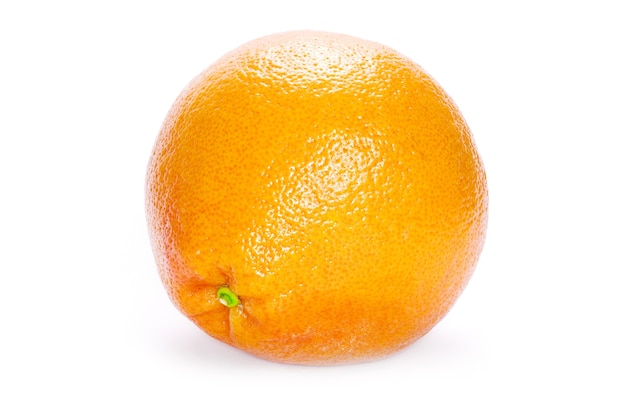 Grapefruits on white surface
