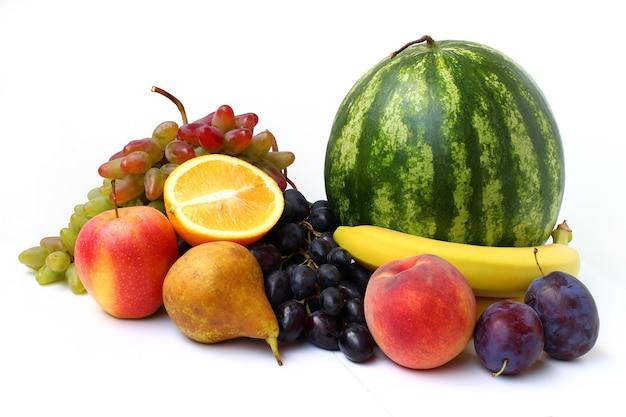 포도와 과일 절연
