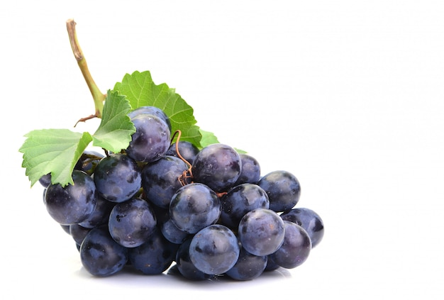 分離されたブドウ