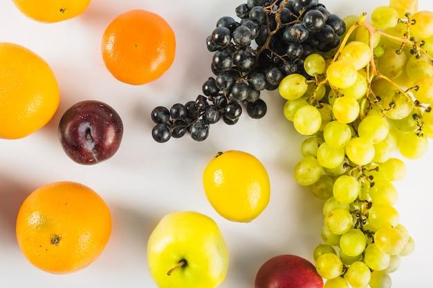 Uva e bei frutti