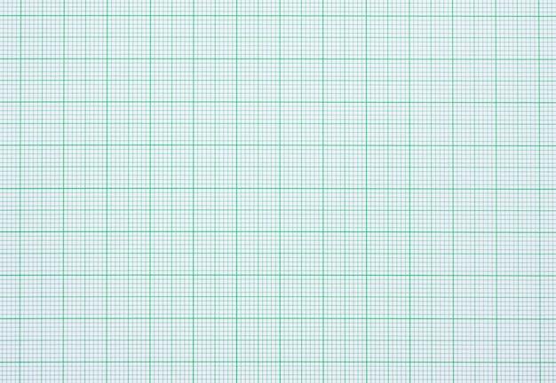 方眼紙またはグリッド線紙のテクスチャパターンの背景