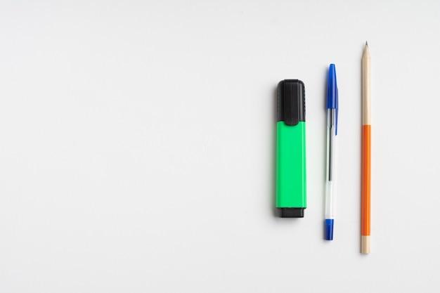 그래픽 연필, 볼펜 및 영구 마커
