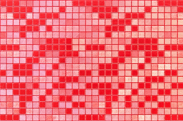 Graphic red abstract background pattern.