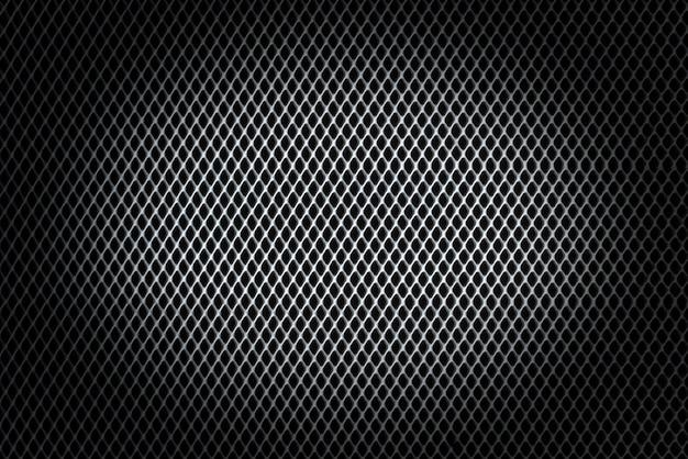 Grate metallic background