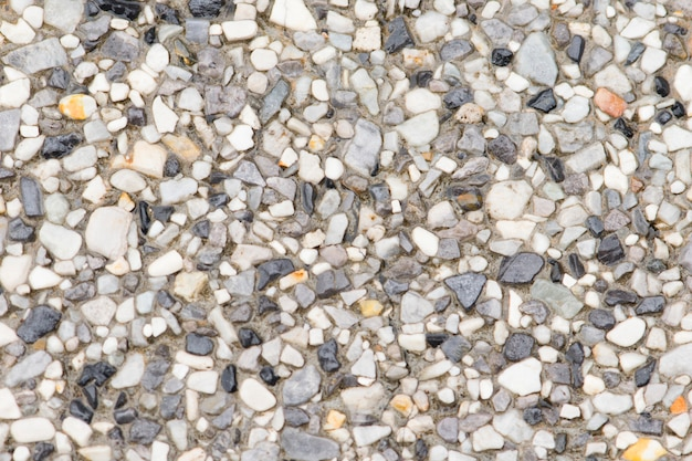 Gravel aggregate seamless background