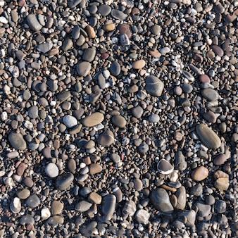 Gravel, seamless texture