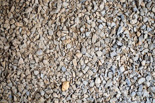 자갈 돌, 많은 작은 돌 배경의 근접 촬영, 추상적 인 배경
