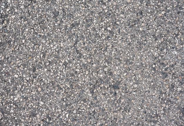 Gravel texture background closeup