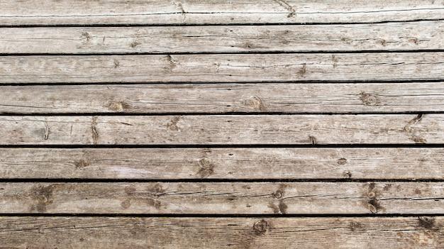 Серые и коричневые старые деревянные панели. фоновая текстура.