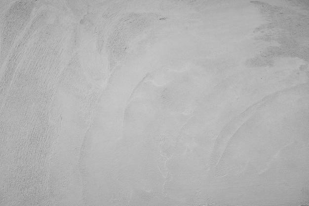 灰色のセメント石膏、背景の石膏作業面。