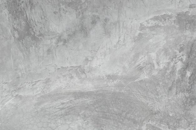 Серая бетонная стена пакостная предпосылка. старый грязный гранж цементной стены фон.