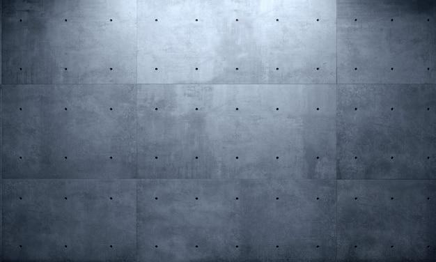 灰色のコンクリート壁