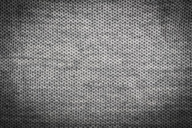 Gray cotton textures