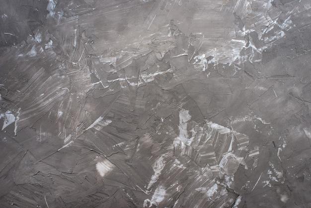 Gray dark concrete background texture close-up