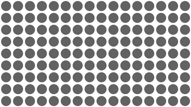 灰色のドットサークルシームレスパターンテクスチャ背景、ソフトブラー壁紙