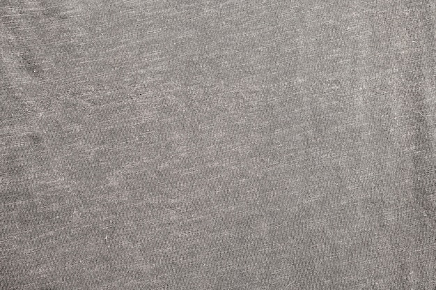 Gray fabric close-up background