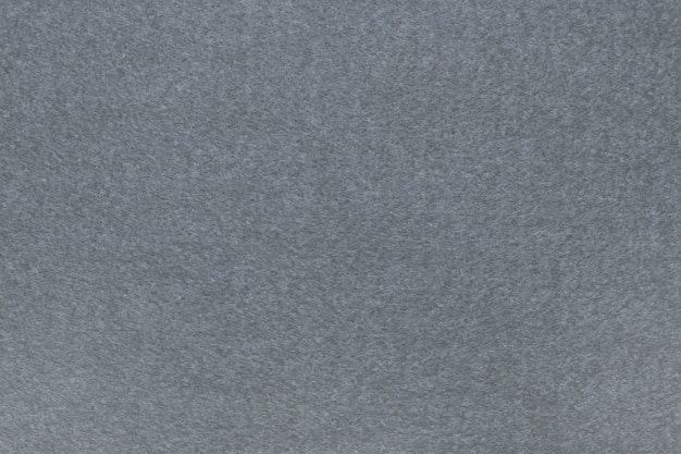 Серый войлочный фон, текстура ткани