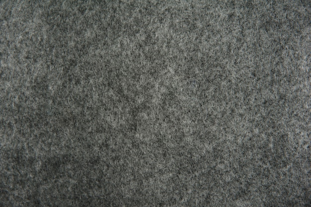 Gray felt texture for background