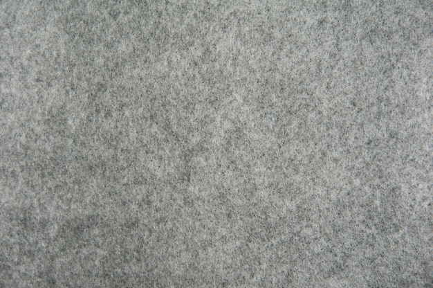 Gray felt texture for background
