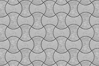 Gray Figured Pavement as Truncated Circle