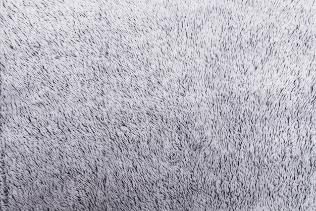 Gray furry plush texture,  background