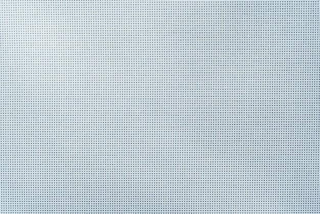 Fondo strutturato del tessuto a quadretti grigio