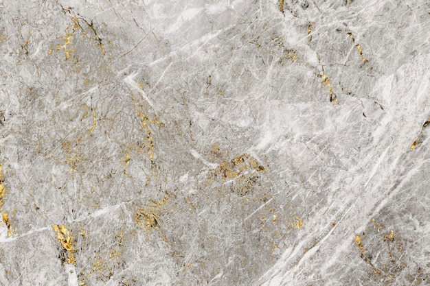 Gray and gold marble textured