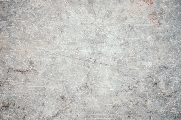Gray grunge surface. template. shabby, scratched.