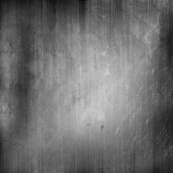 灰色の金属の質感
