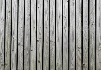 Gray neat clean wooden plank board background