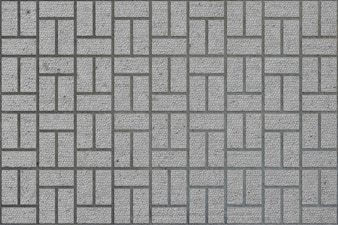 Gray Pavement of Rectangles