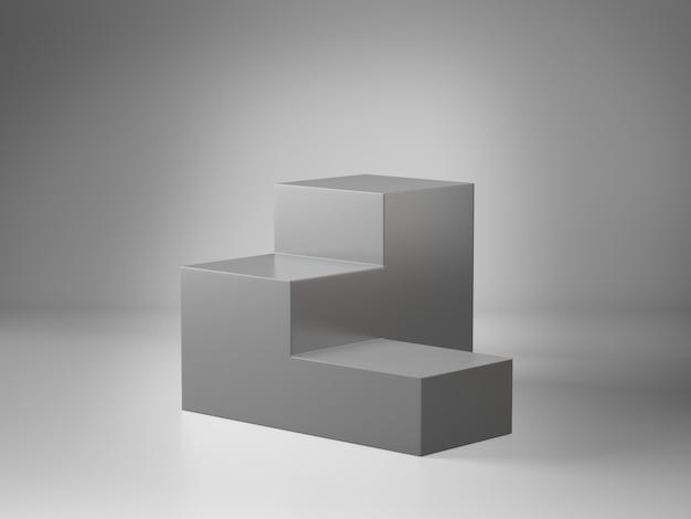 Limboで表示するための灰色の台座