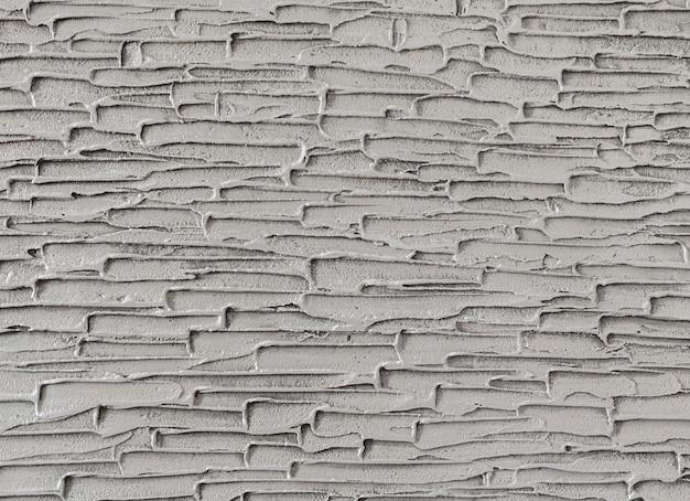 灰色漆喰コンクリート壁