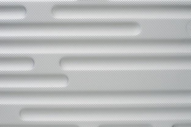 灰色のプラスチック壁紙