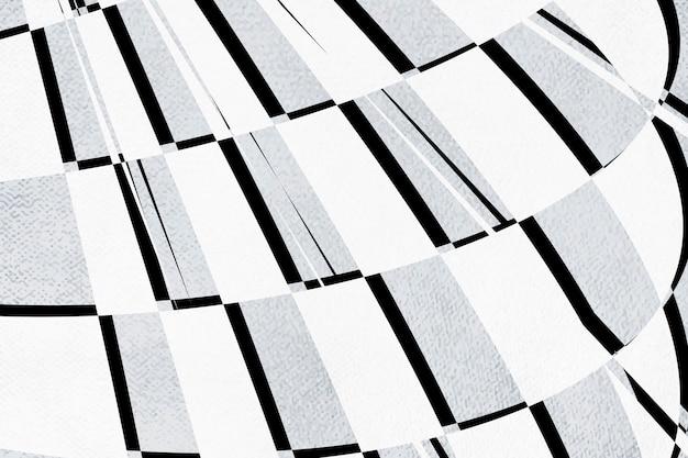 灰色の長方形のパターン化された背景