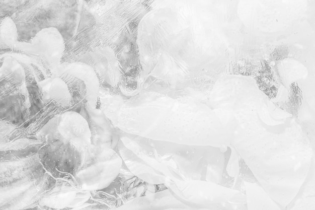 灰色の煙のような抽象的な背景