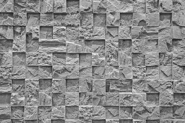 Gray stone wall texture