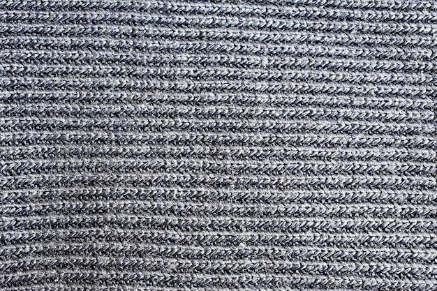 Gray textile texture