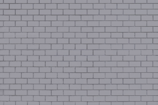 회색 질감된 벽돌 벽 배경