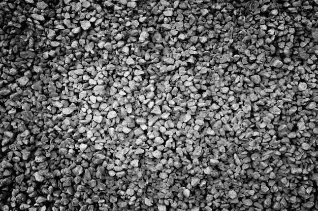 Серая стена с мелкими камнями