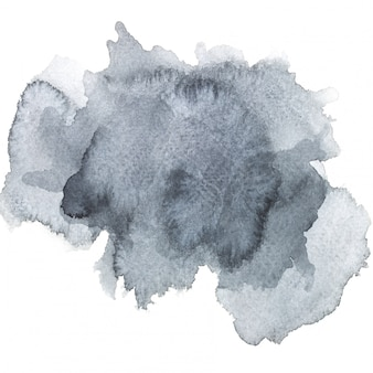 Gray watercolor.brush image