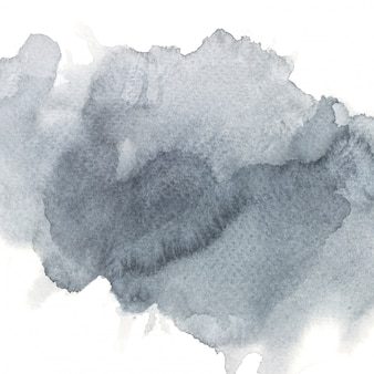 グレーwatercolour.image Premium写真