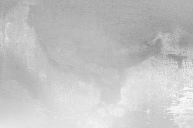 Gray watercolor textured background design