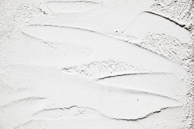 Gray white rough stucco - abstract background