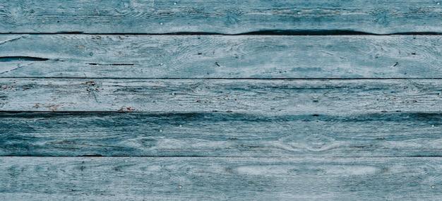 금이 간 아쿠아 마린 페인트 추상 배경빈 템플릿 소박한 우리의 흔적과 회색 나무 질감...