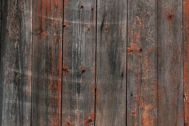 페인트 추상적 인 배경 빈 템플릿의 흔적이있는 회색 나무 질감 소박한 풍 나무 헛간...