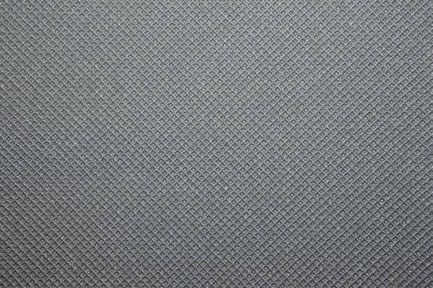 Gray yoga mat texture background. background of camping mat