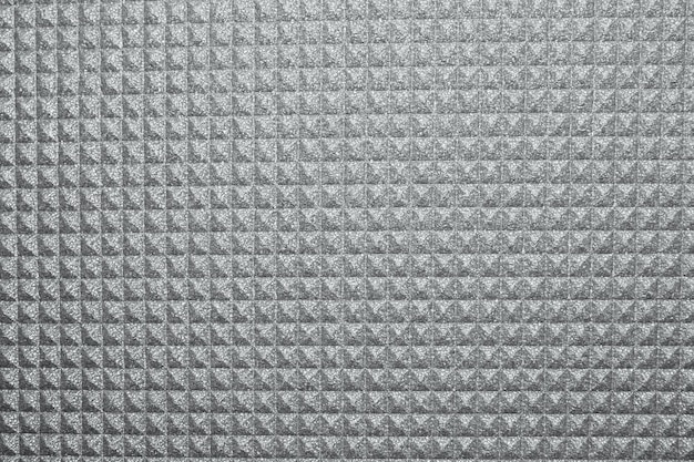 Gray yoga mat texture