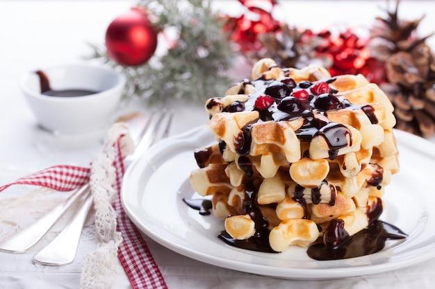 Great christmas breakfast
