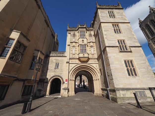 Великая сторожка (abbey gatehouse) в бристоле